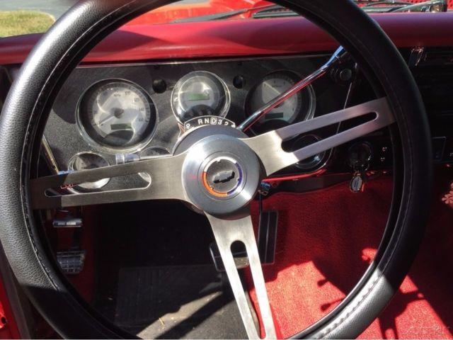 1972 chevrolet c 10 pickup truck 355ci v8 400hp 4 speed auto transmission rwd. Black Bedroom Furniture Sets. Home Design Ideas
