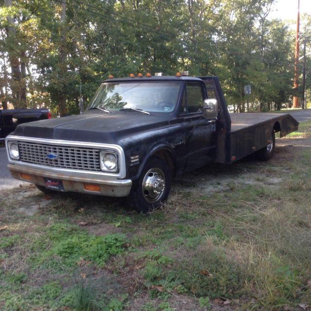 Car Rental Nj >> 1972 chevrolet c/30 ramp truck, car hauler, flatbed, toy hauler for sale: photos, technical ...