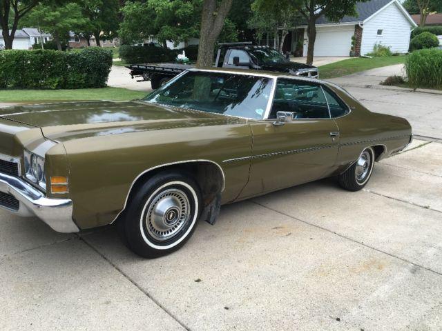 1972 Chevrolet Impala Coupe