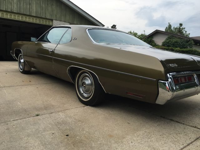 1972 Chevrolet Impala Coupe