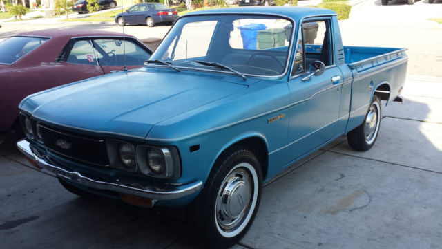 1972 Chevrolet Luv For Sale In Fontana  California  United States