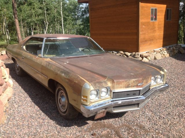 1972 chevy impala two door hardtop very solid for sale in nederland colorado united states. Black Bedroom Furniture Sets. Home Design Ideas