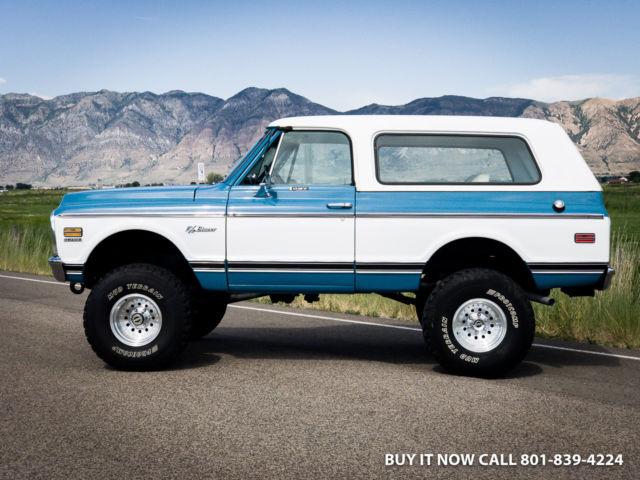 Chevy K Blazer Hp Vortec V W Tpi Fuel Injection R Ice Cold Ac