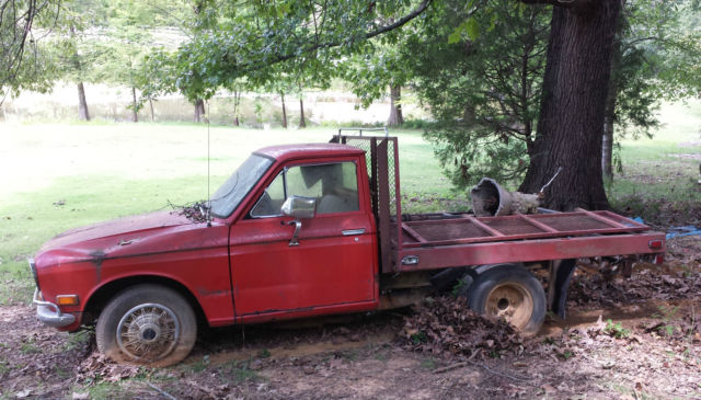 Image result for old datsun truck with flatbed