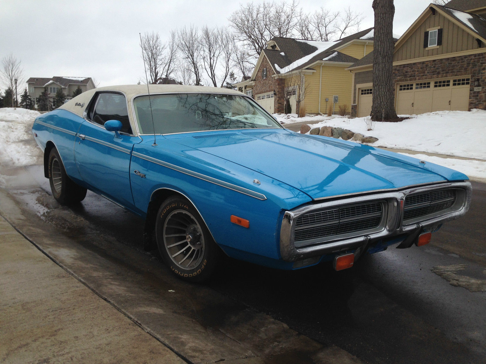 1972 dodge charger special edition se
