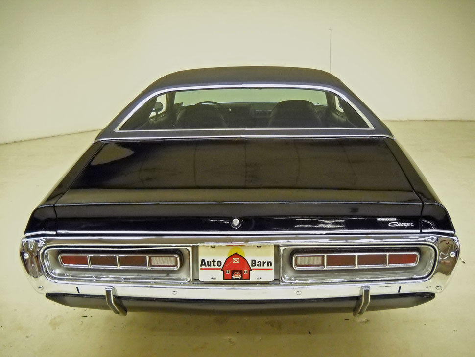 1972 Dodge Charger Special Edition Black On Black 97k Miles For Sale In Mount Laurel New Jersey