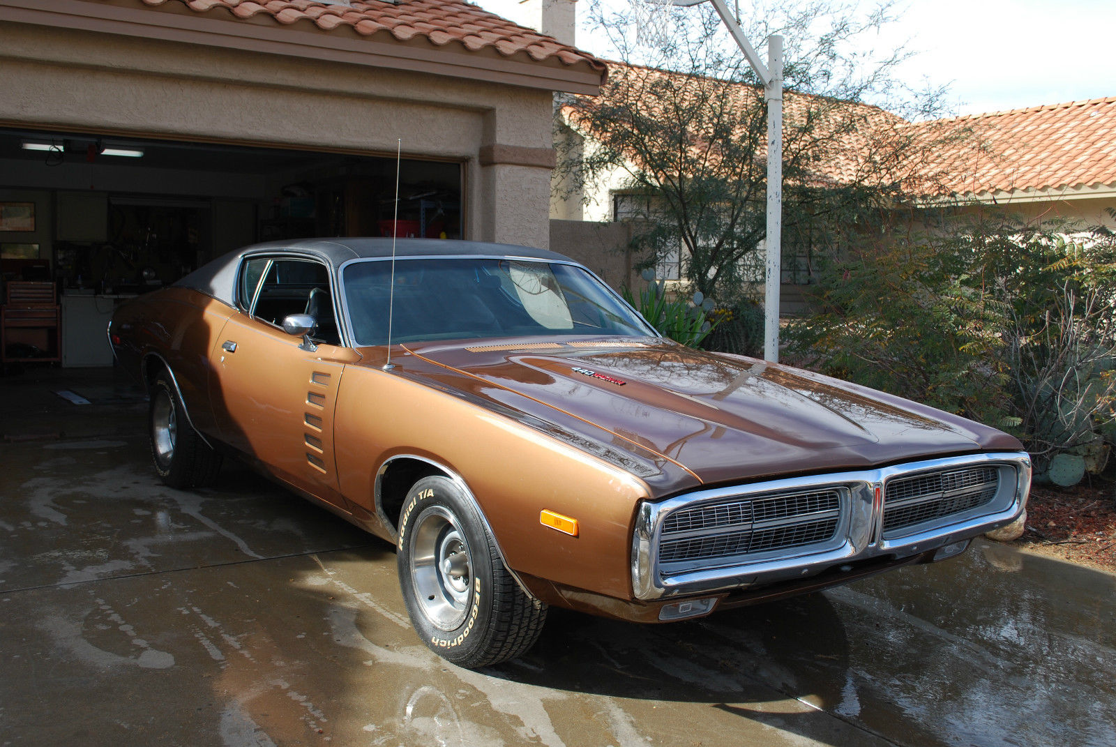 1972 dodge charger ralley edition