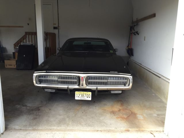 1972 Dodge Charger Special Edition Runs Mint Cream Puff Se