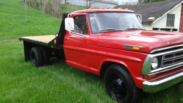 Ford 460 Engine Specs >> 1972 Ford F-350 Excellent condition! for sale: photos ...
