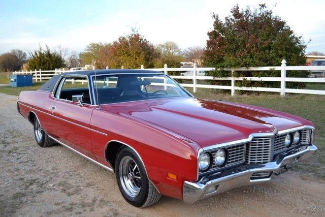 1972 Ford Galaxie 500 Super Survior 351 Clev Ac Must