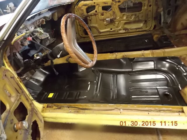 1972 ford mustang mach 1 parts vehicle no motor no for New motor and transmission
