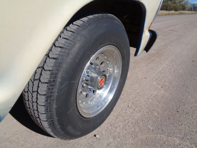 1972 Ford Ranger Xlt F100 F 100 Shortbox Swb Dry