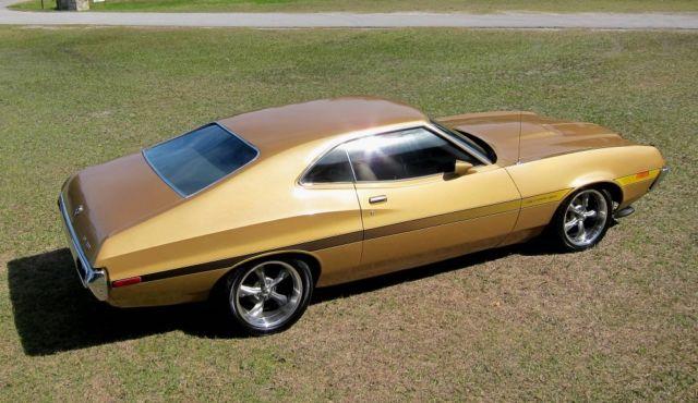 1972 Gran Torino Sport Gt Fastback Sportroof S Matching