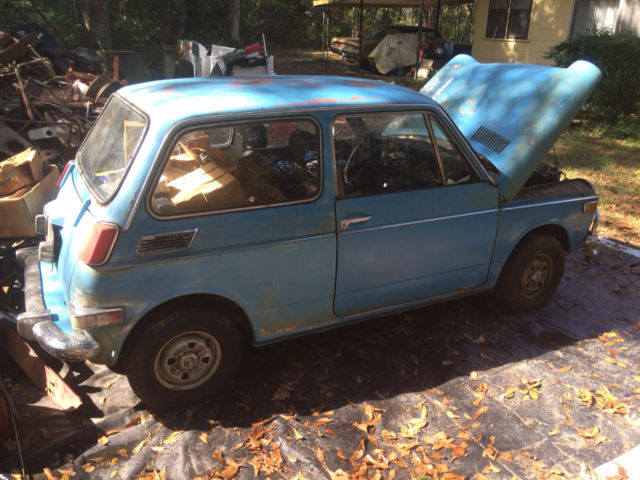 1972 honda an 600 sedan for sale in tallahassee florida united states. Black Bedroom Furniture Sets. Home Design Ideas
