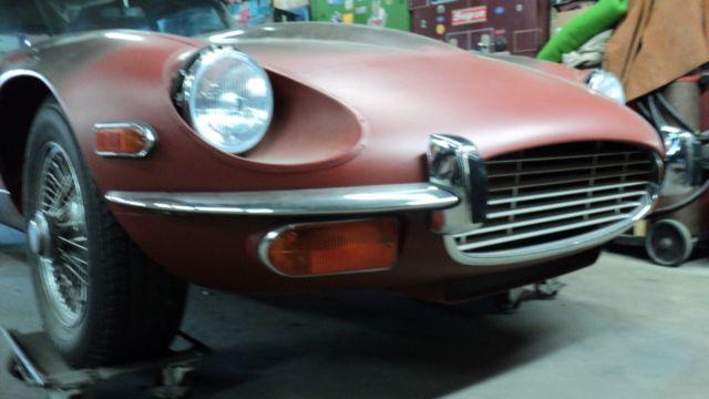1972 Jaguar Xke 2 2 Coupe