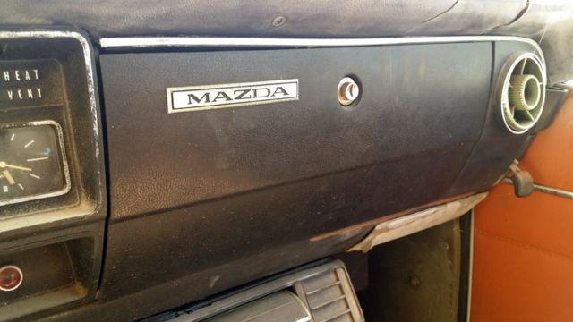 Mazda Rx2 4 Door | www.imgkid.com - The Image Kid Has It!