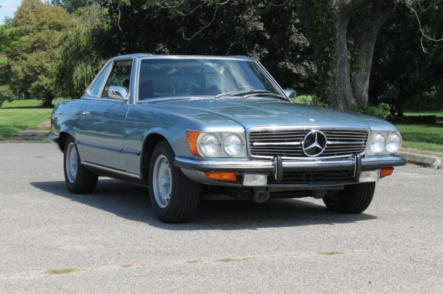 1972 mercedes benz 350sl 4 5l 51k miles stunning color and for Mercedes benz sl 350 price