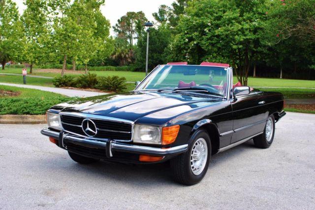 1972 mercedes benz 350sl convertible 4 5l v8 simply for 1972 mercedes benz 350 sl