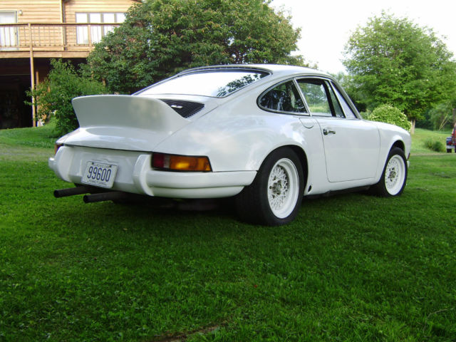 1972 porsche 911 rs bodied street track club car for. Black Bedroom Furniture Sets. Home Design Ideas