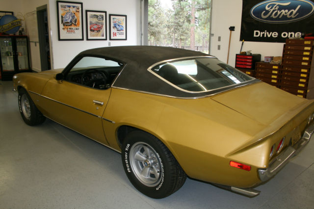 1972 Rs Ss Camaro For Sale In Bend Oregon United States