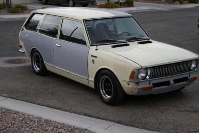 1972 toyota corolla wagon 2door te28 te27 te21. Black Bedroom Furniture Sets. Home Design Ideas