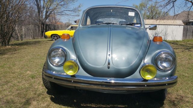 vw beetle baja champion special edition