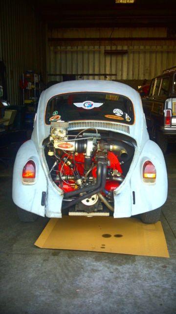 1972 VW Super Beetle Turbocharged for sale in Fremont, Nebraska, United States