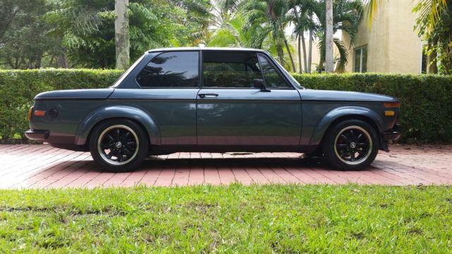 1973 Bmw 2002 Turbo For Sale In Miami Florida United States