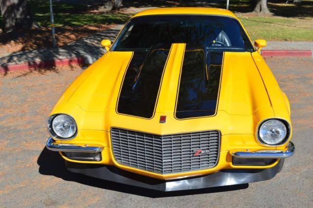 1973 Chevrolet Camaro Z8 Resto Mod Gorgeous Build LT1