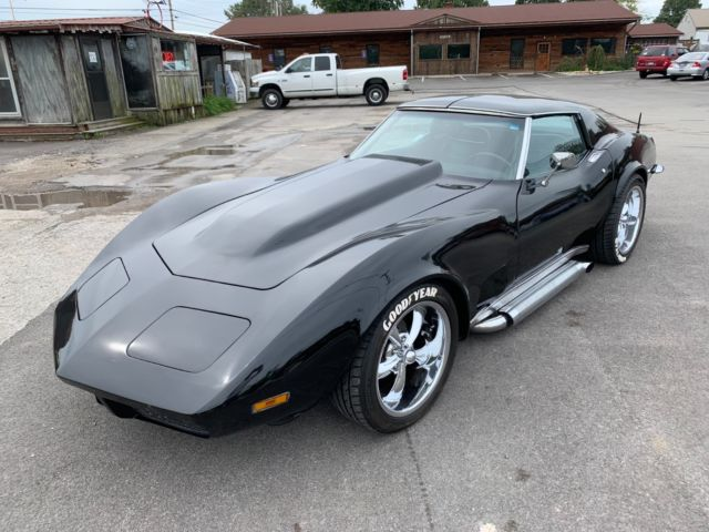 1973 Chevrolet Corvette Numbers Matching 454 4spd