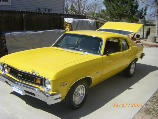 1973 Chevrolet Nova Hatchback For Sale  Photos  Technical