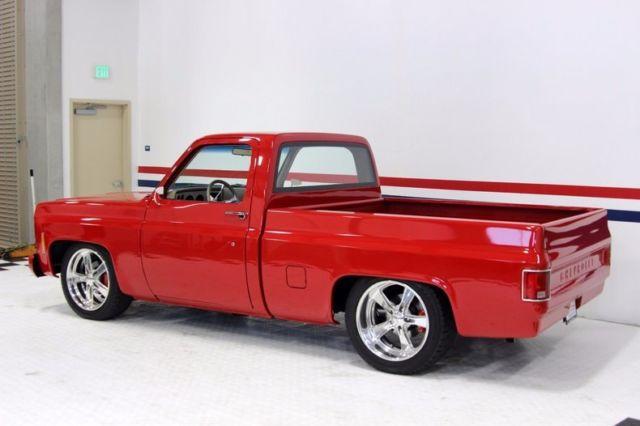 Chevy C Sema Show Truck