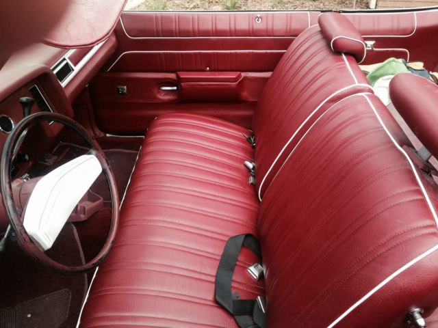 1973 chevy caprice convertible new paint new interior impala 1975 1972 1974 for sale in. Black Bedroom Furniture Sets. Home Design Ideas