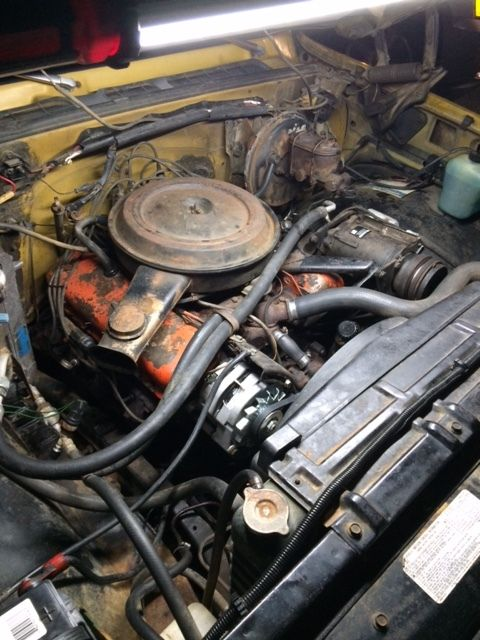 1973 Chevy Pic Up 454 Engine 83 000 Miles For Sale Photos