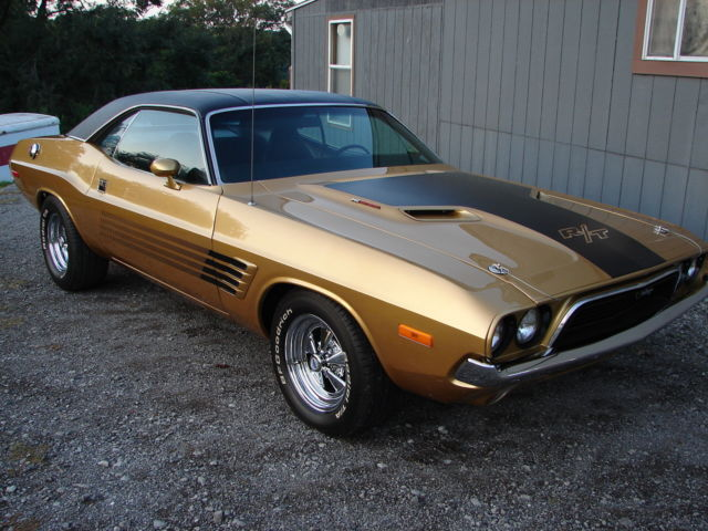 1973 Dodge Challenger Rallye Factory 340 H Code Auto Total Restoration For Sale Photos Technical Specifications Description