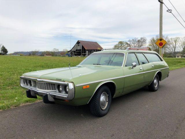 1973 dodge coronet 9 passenger wagon charger 1972 1971. Black Bedroom Furniture Sets. Home Design Ideas