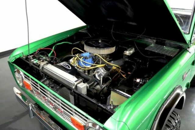 1973 Ford Bronco 302 V8 Engine Manual 4 Speed Transmission For Sale  Photos  Technical