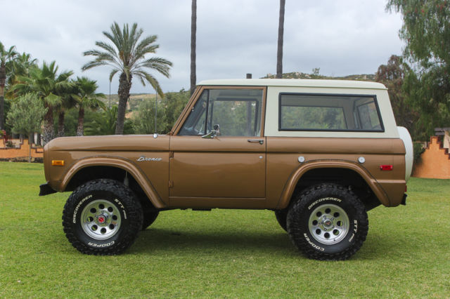 1973 Ford Bronco Amazing Condition Survivor Vehicle