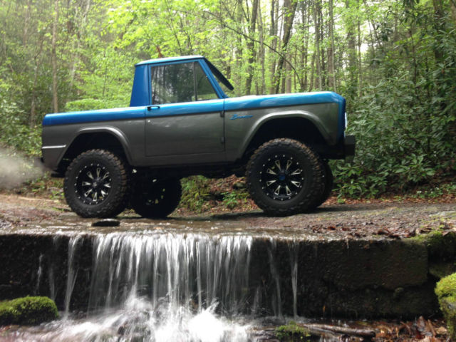1973 Ford Early Bronco 5 0 Fuel Injected A C Overdrive