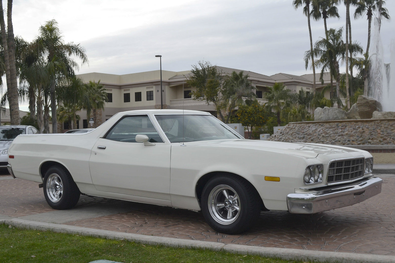 1973 Ford Ranchero Custom Street Hot Rod Arizona Car