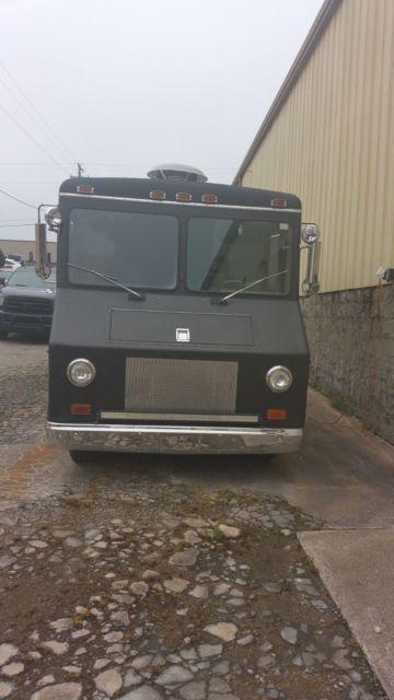 1973 GMC P30 2500 Step Van Food truck Classic Ice Cream ...