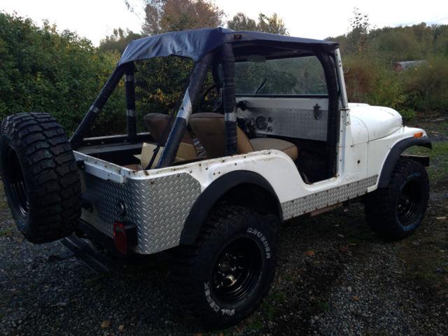 1973 jeep cj5 v8 4x4 for sale in paola kansas united states. Black Bedroom Furniture Sets. Home Design Ideas