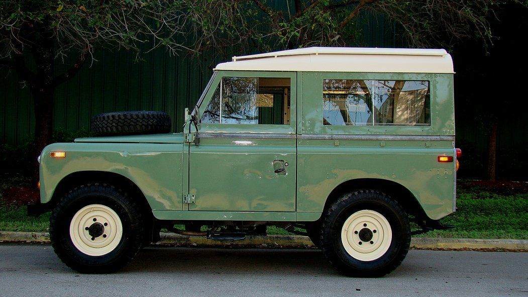 Land Rover For Sale Near Me >> 1973 LAND ROVER SERIES III DEFENDER STYLE SPORT UTILITY ...