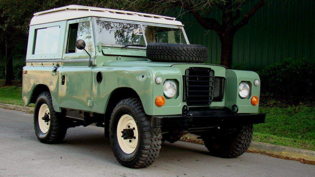 Land Rover For Sale Near Me >> 1973 LAND ROVER SERIES III DEFENDER STYLE SPORT UTILITY VEHICLE LEFT HAND DRIVE for sale in ...