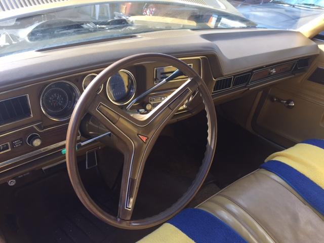 1973 lemans 19k actual miles ac works survivor car low