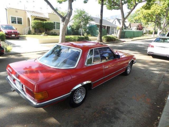 1973 mercedes benz 350 slc 350 slc euro 4 speed manual for Mercedes benz 350 slc