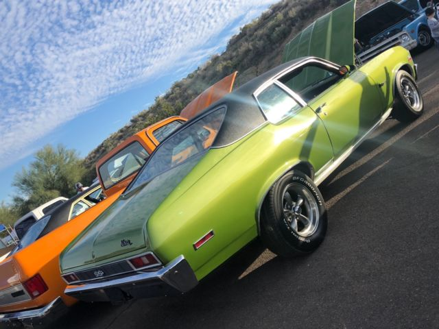 1973 Nova W 1972 And Earlier Clip 383 4 Speed For Sale