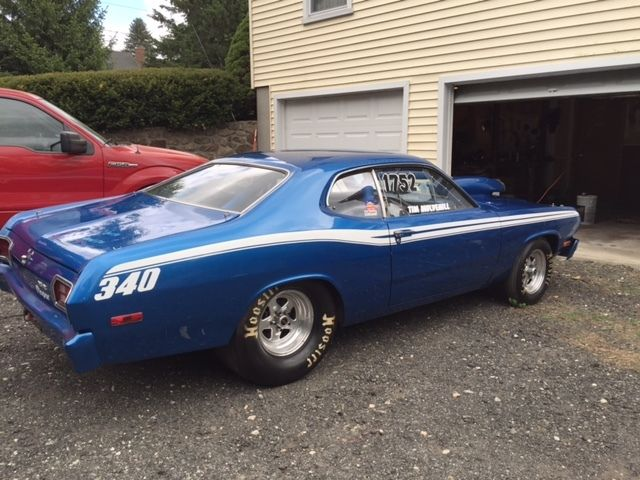 1973 Plymouth Duster Drag Car 360 V8 For Sale In Watertown