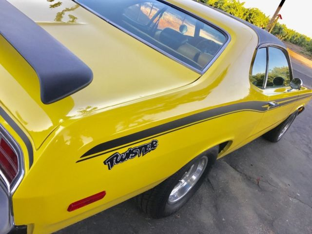 1973 Plymouth Duster  Fully Restored  For Sale  Photos
