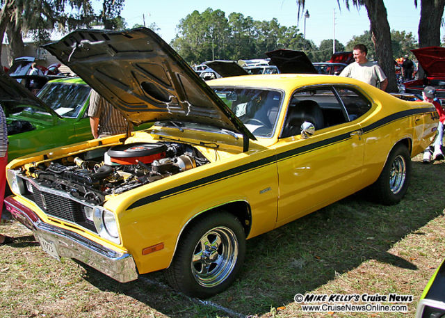 1973 plymouth duster show car. Black Bedroom Furniture Sets. Home Design Ideas